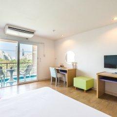 Отель Best Bella Pattaya Таиланд, Паттайя - 4 отзыва об отеле, цены и фото номеров - забронировать отель Best Bella Pattaya онлайн удобства в номере фото 2
