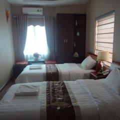 Hanoi Airport Hostel комната для гостей
