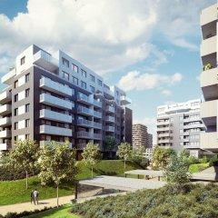 Апартаменты CityWest Apartments