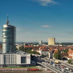 Отель Hilton Garden Inn Munich City Centre West, Germany городской автобус