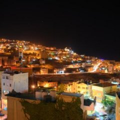 Отель Al Anbat Midtown 3 Иордания, Вади-Муса - отзывы, цены и фото номеров - забронировать отель Al Anbat Midtown 3 онлайн балкон