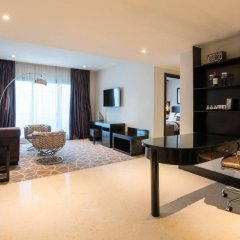Отель Holiday Inn Dubai - Al Barsha комната для гостей фото 5