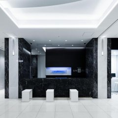 Отель UNIZO Tokyo Ginza-itchome Япония, Токио - отзывы, цены и фото номеров - забронировать отель UNIZO Tokyo Ginza-itchome онлайн интерьер отеля фото 2