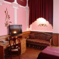 Гостиница Вольтер комната для гостей фото 5