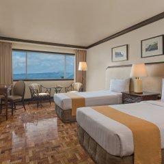 Отель Taal Vista Hotel Филиппины, Тагайтай - отзывы, цены и фото номеров - забронировать отель Taal Vista Hotel онлайн комната для гостей фото 2