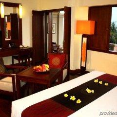 Отель Nikko Bali Benoa Beach Индонезия, Бали - отзывы, цены и фото номеров - забронировать отель Nikko Bali Benoa Beach онлайн комната для гостей фото 3