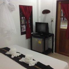 Отель Papillon Bungalows Ланта удобства в номере