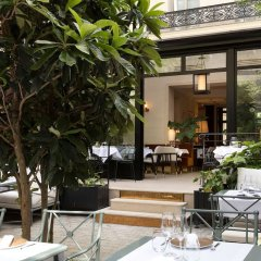 Отель Les Jardins du Faubourg питание фото 2