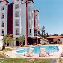 Carna Garden Hotel балкон