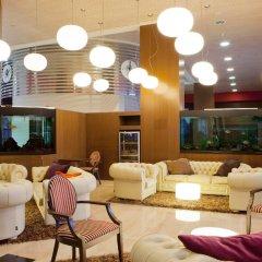 Отель SB Icaria barcelona Испания, Барселона - 8 отзывов об отеле, цены и фото номеров - забронировать отель SB Icaria barcelona онлайн интерьер отеля фото 3