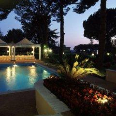 Park Hotel Villaferrata бассейн