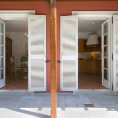 Отель Traditional res next to Acropolis сауна