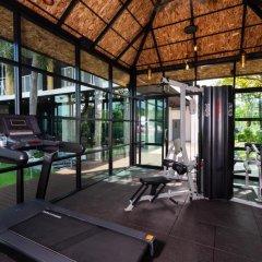 Nap Krabi Hotel фитнесс-зал