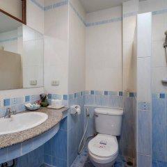 Отель Seven Oak Inn ванная фото 2