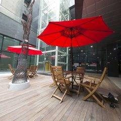 Отель Ramada Encore Seoul Magok балкон