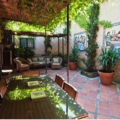 Hotel Boutique Casa De Orellana Трухильо питание фото 2