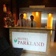 Отель Parkland Prashant Vihar Индия, Нью-Дели - отзывы, цены и фото номеров - забронировать отель Parkland Prashant Vihar онлайн интерьер отеля фото 2