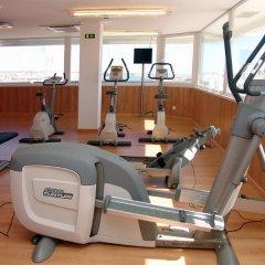 Globo Hotel фитнесс-зал фото 3