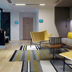 Отель Courtyard by Marriott Paris Gare de Lyon интерьер отеля