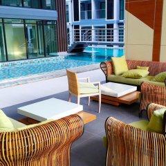 Отель Tropical Garden Pratumnak Паттайя бассейн фото 2