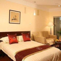 Отель Dingtian Ruili Service Apt комната для гостей