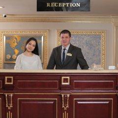 Гостиница Grand Aiser интерьер отеля