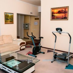 Гостиница Lion Отель Казахстан, Нур-Султан - отзывы, цены и фото номеров - забронировать гостиницу Lion Отель онлайн фитнесс-зал