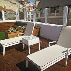 Отель Lisbon Terrace Suites - Guest House бассейн
