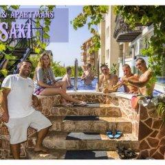 Отель Saki Apartmani Черногория, Будва - отзывы, цены и фото номеров - забронировать отель Saki Apartmani онлайн фото 4