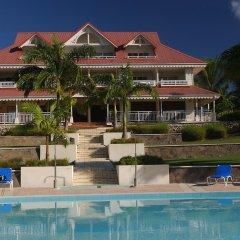 Отель Pierre & Vacances Residence Premium Les Tamarins бассейн