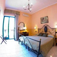 Отель Degli Amici Италия, Помпеи - отзывы, цены и фото номеров - забронировать отель Degli Amici онлайн комната для гостей фото 2