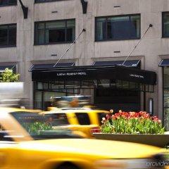 Отель Loews Regency New York Hotel США, Нью-Йорк - отзывы, цены и фото номеров - забронировать отель Loews Regency New York Hotel онлайн городской автобус