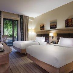 Отель Hilton Garden Inn Istanbul Golden Horn комната для гостей фото 3