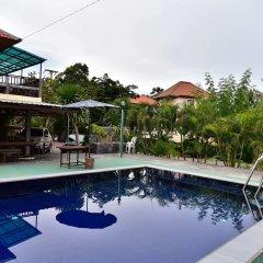 Отель SD Beach Resort бассейн фото 2
