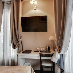 Отель Hôtel de Bellevue Paris Gare du Nord удобства в номере