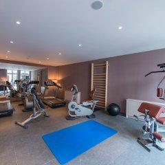 Hotel Dukes' Palace Bruges фитнесс-зал фото 2