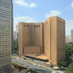 Отель Hyatt Regency Tokyo Токио балкон