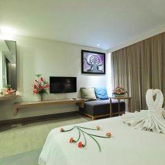 Отель Mercure Koh Samui Beach Resort Таиланд, Самуи - 3 отзыва об отеле, цены и фото номеров - забронировать отель Mercure Koh Samui Beach Resort онлайн комната для гостей фото 4