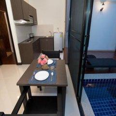 Отель Anchan Private Pool Villas в номере фото 2