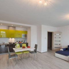 Отель PCD Aparthotel Ochota Варшава комната для гостей