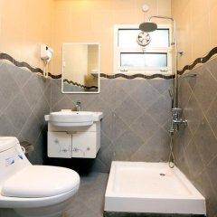 Отель Hamilton Hotel Apartments ОАЭ, Аджман - отзывы, цены и фото номеров - забронировать отель Hamilton Hotel Apartments онлайн ванная
