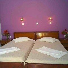 Отель Villa Pavlina Греция, Остров Санторини - отзывы, цены и фото номеров - забронировать отель Villa Pavlina онлайн комната для гостей фото 5