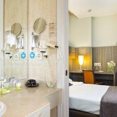 Отель Serrano by Silken Испания, Мадрид - 1 отзыв об отеле, цены и фото номеров - забронировать отель Serrano by Silken онлайн ванная фото 2