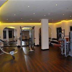 Golden 5 Sapphire Suites Hotel фитнесс-зал фото 2