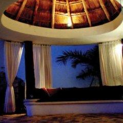 Mosquito Blue Hotel & Spa Плая-дель-Кармен интерьер отеля фото 2