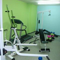 Stamatia Hotel фитнесс-зал