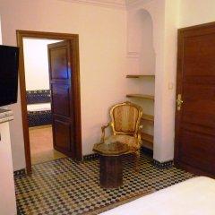 Отель Palais d'Hôtes Suites & Spa Fes Марокко, Фес - отзывы, цены и фото номеров - забронировать отель Palais d'Hôtes Suites & Spa Fes онлайн удобства в номере фото 2