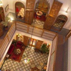 Отель Dar El Kébira Марокко, Рабат - отзывы, цены и фото номеров - забронировать отель Dar El Kébira онлайн интерьер отеля