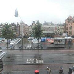 Отель Budget Dam Hotel Нидерланды, Амстердам - отзывы, цены и фото номеров - забронировать отель Budget Dam Hotel онлайн балкон