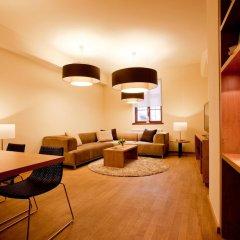 Отель arcona LIVING BACH14 Германия, Лейпциг - 1 отзыв об отеле, цены и фото номеров - забронировать отель arcona LIVING BACH14 онлайн комната для гостей фото 2